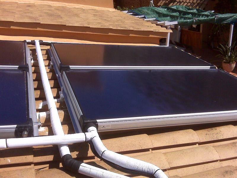 Energía solar térmica en Alicante