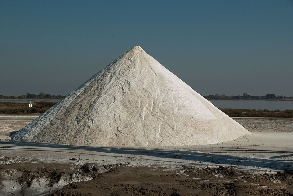 Reparto de sal: Servicios de Revigas