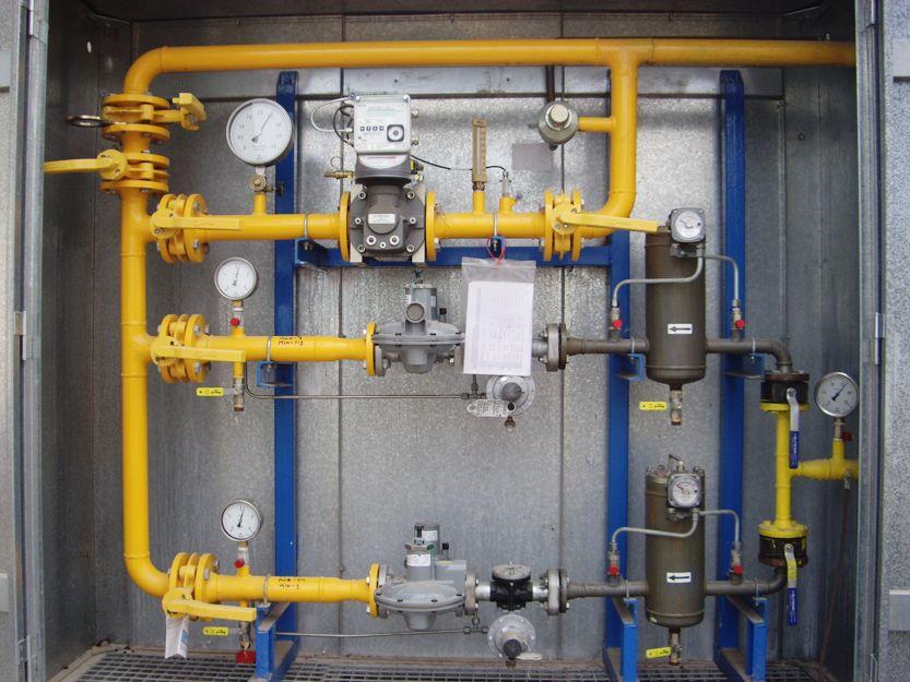 Mantenimiento de instalaciones de gas en Alicante