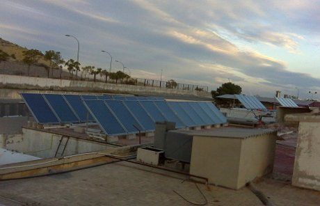 Energía solar: Servicios de Revigas