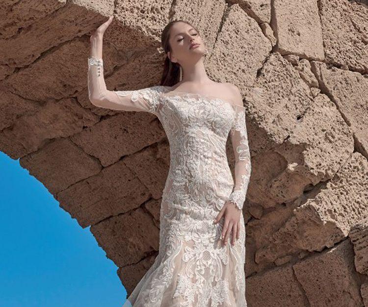 Vestidos de novia con diferentes estilos en Las Palmas de Gran Canaria