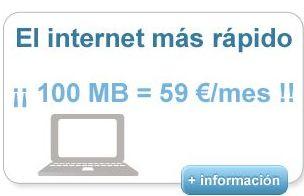 Ofertas internet en Murcia