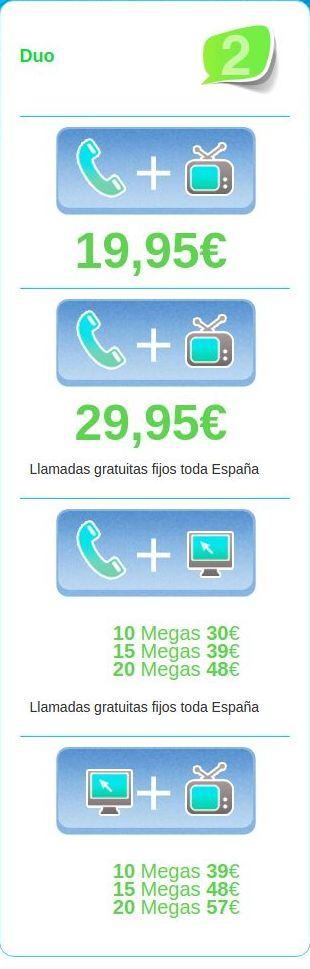 Foto 7 de Servicios de teléfono, internet y televisión en Molina de Segura | ISP Cable
