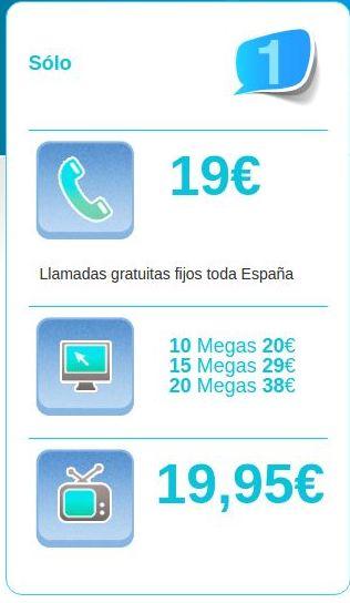 Foto 6 de Servicios de teléfono, internet y televisión en Molina de Segura | ISP Cable