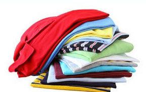 Servicio de lavandería y planchado para ropa interior, camisas, ropa de cama, etc.