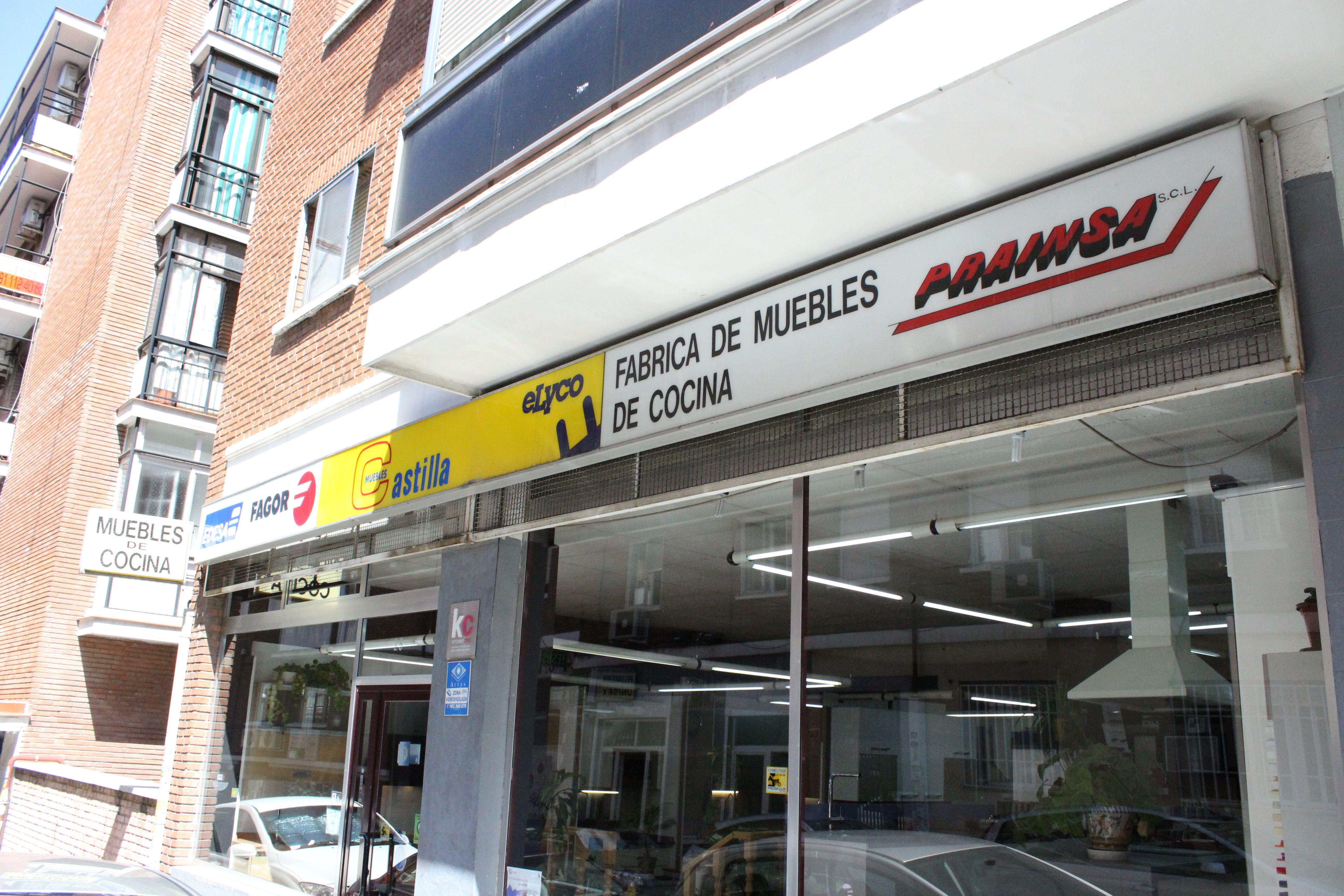 Foto 8 de Muebles de cocina en Madrid | Cocinas Castilla