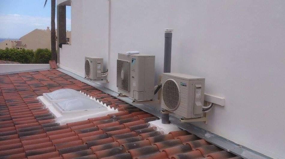 Empresas de climatización industrial en Tenerife