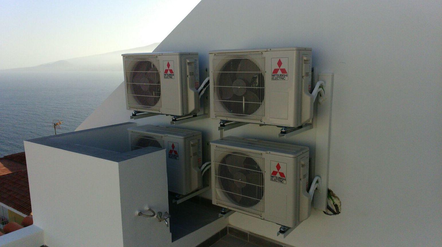 Aire acondicionado para empresas