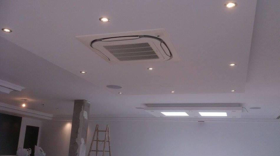 Especialistas en instalación de aire acondicionado de uso doméstico