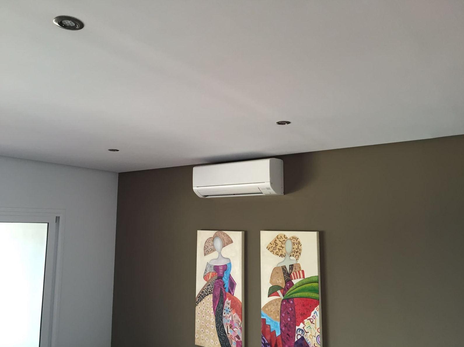 Instalación y matenimiento de aire acondicionado