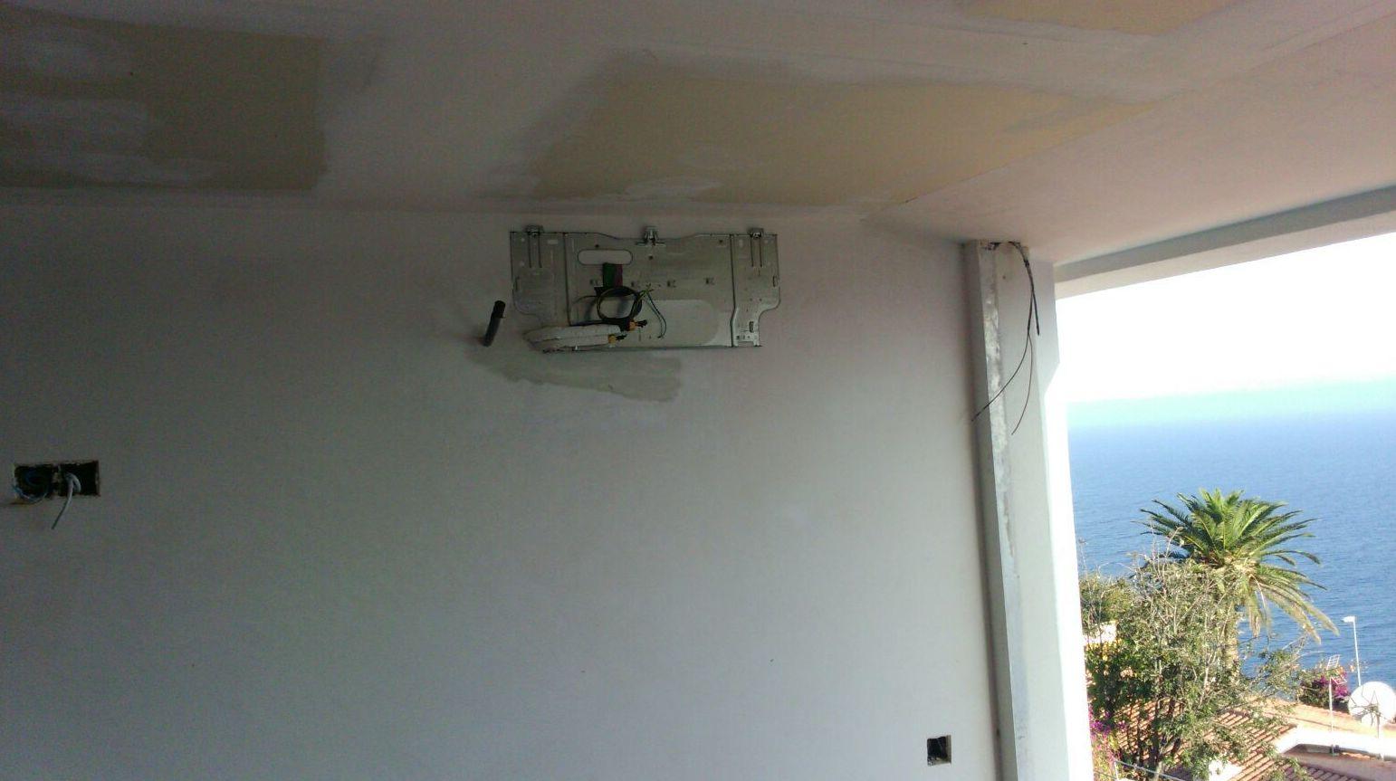 Aire acondicionado para hogares o empresas