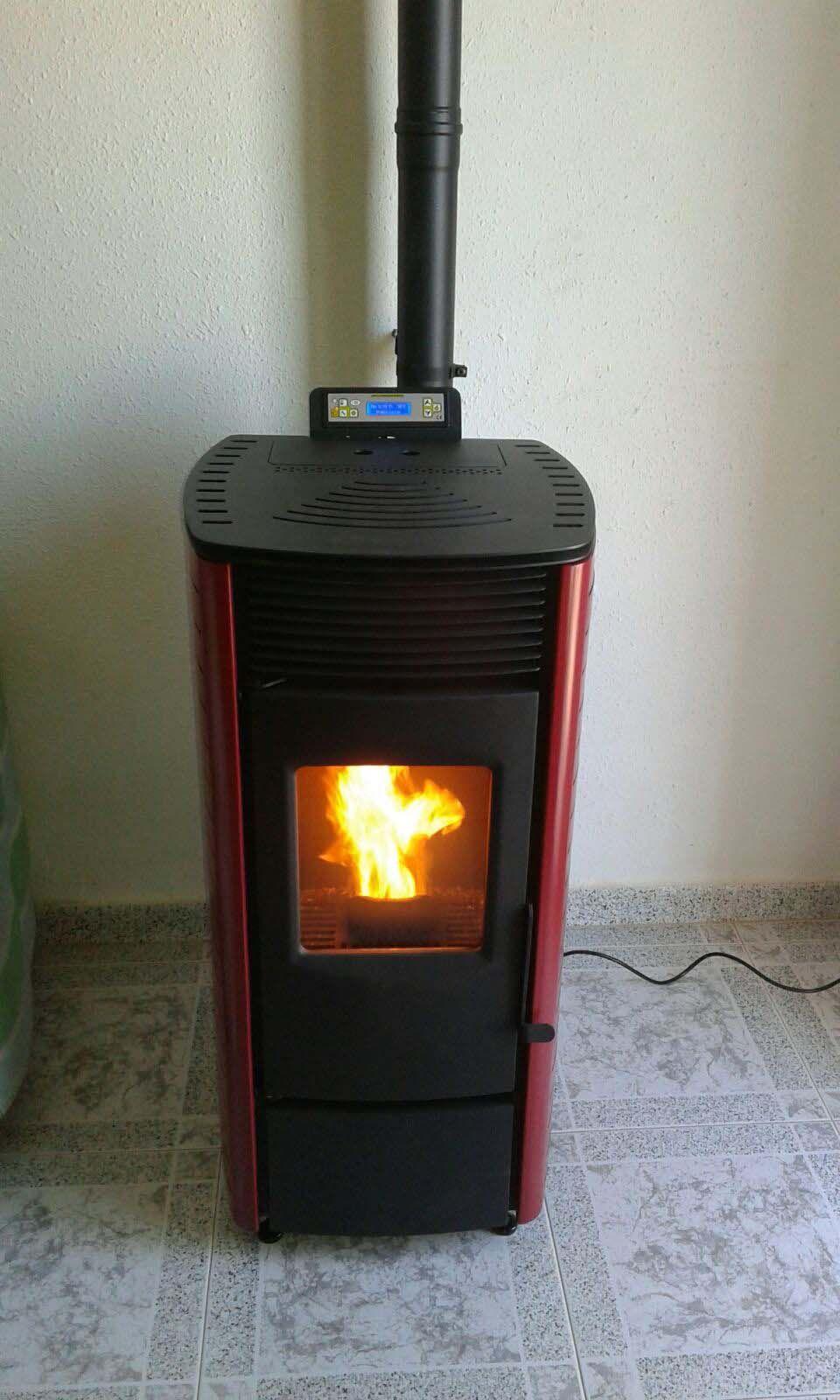 Instalación de estufas en Badajoz