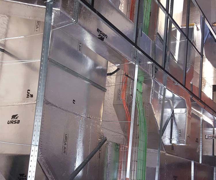 Instalación de cableado en Badajoz