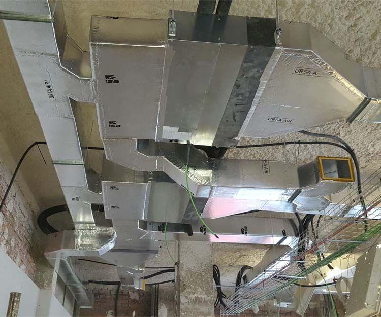 Instalación de sistemas de refrigeración en Badajoz