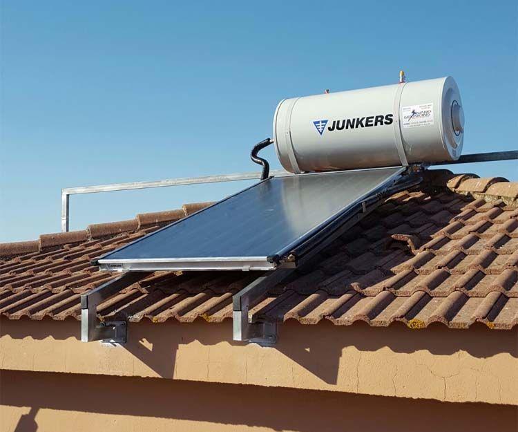 Instalación de placas solares en Badajoz
