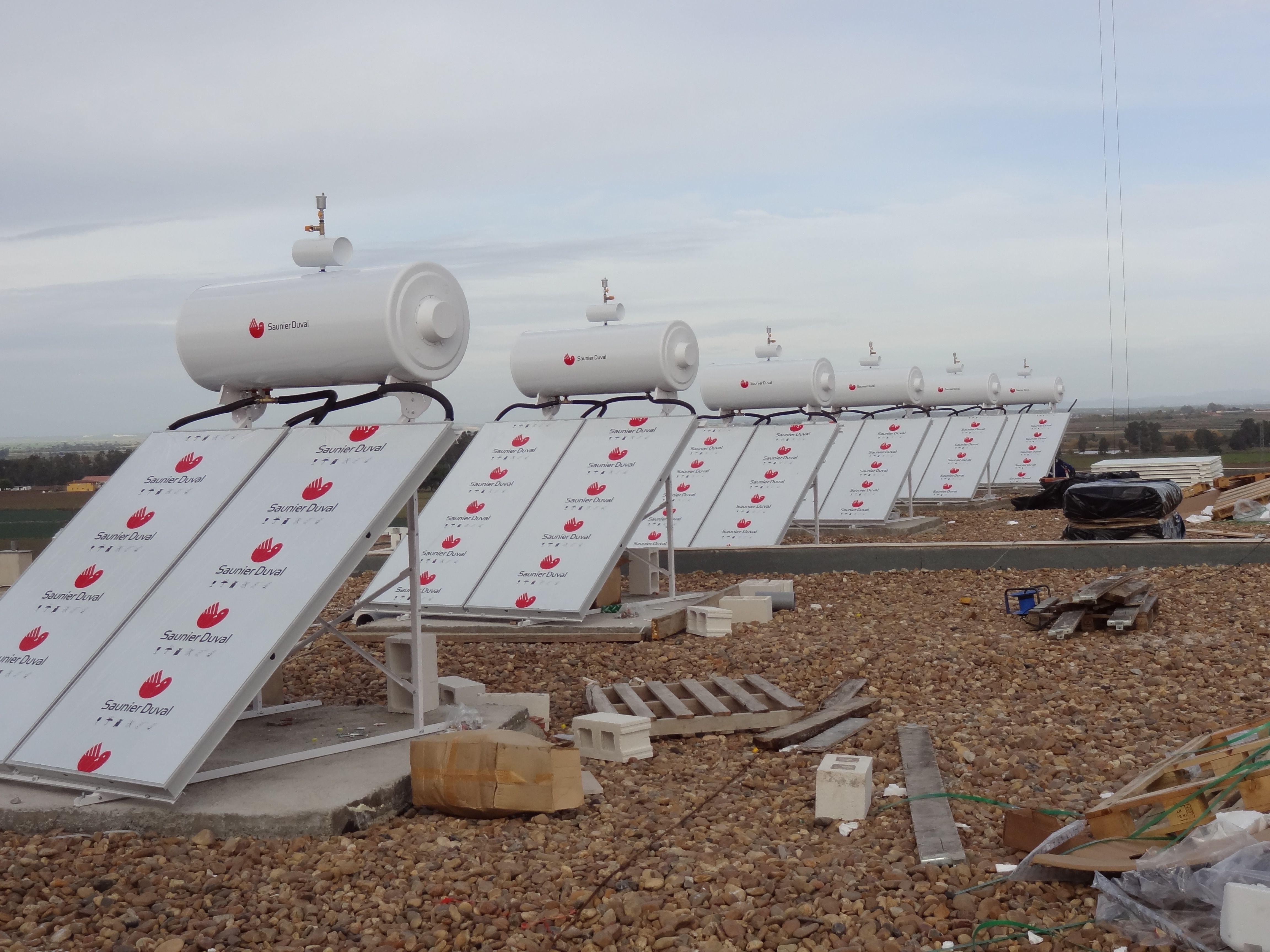 Energía solar: Servicios de Ruano & Gexproing