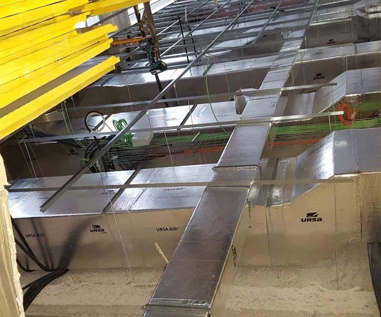 Sistemas de refrigeración de locales en Badajoz