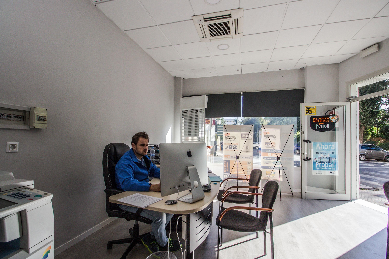 Venta e instalación de sistemas de climatización en Badajoz
