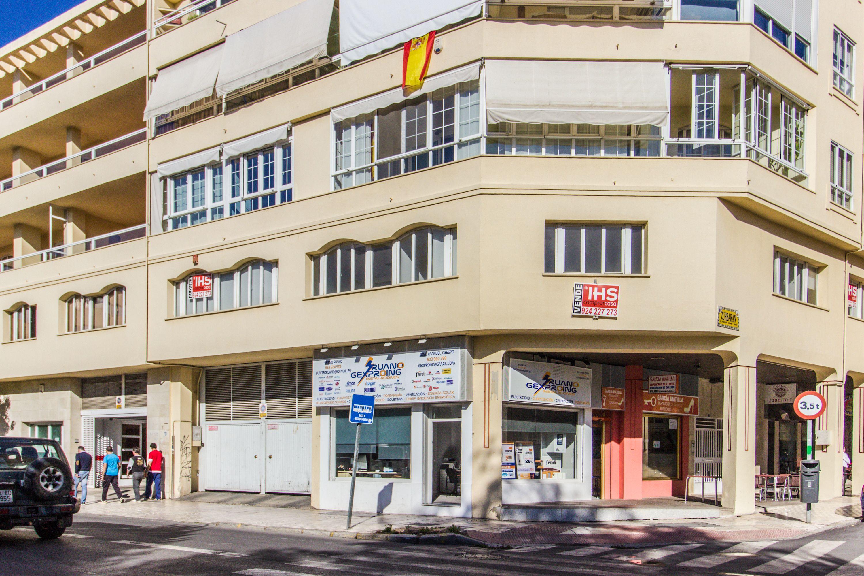 Fachada de nuestra empresa en Badajoz