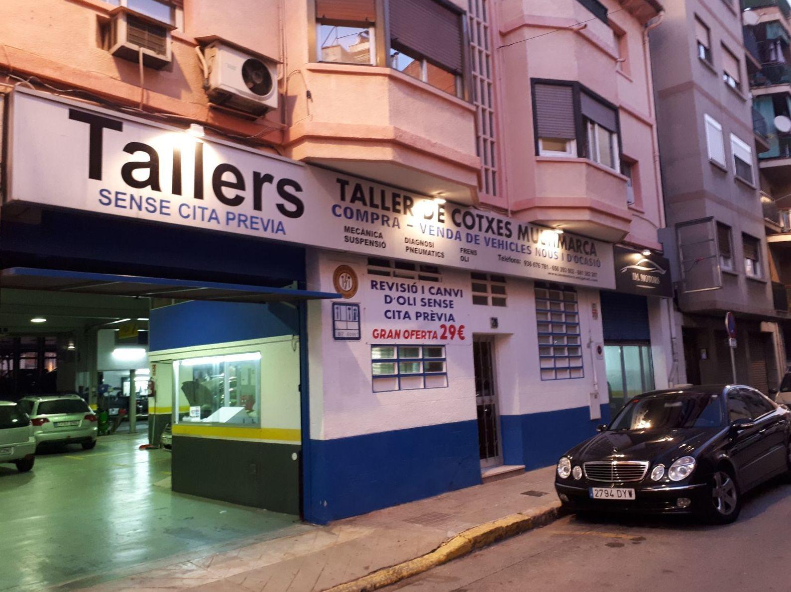 Foto 2 de Talleres de automóviles en La Llagosta | IM Motors