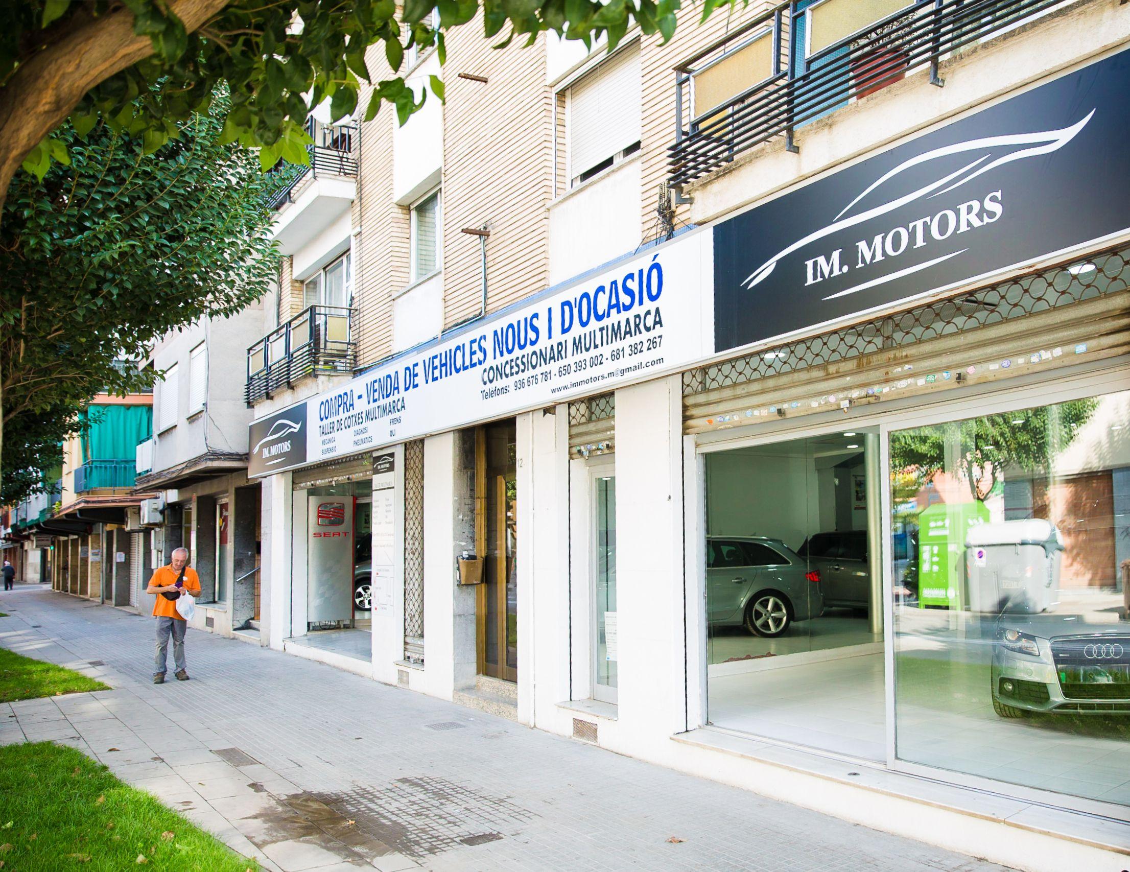 Compra venta de coches en Mollet del Vallés