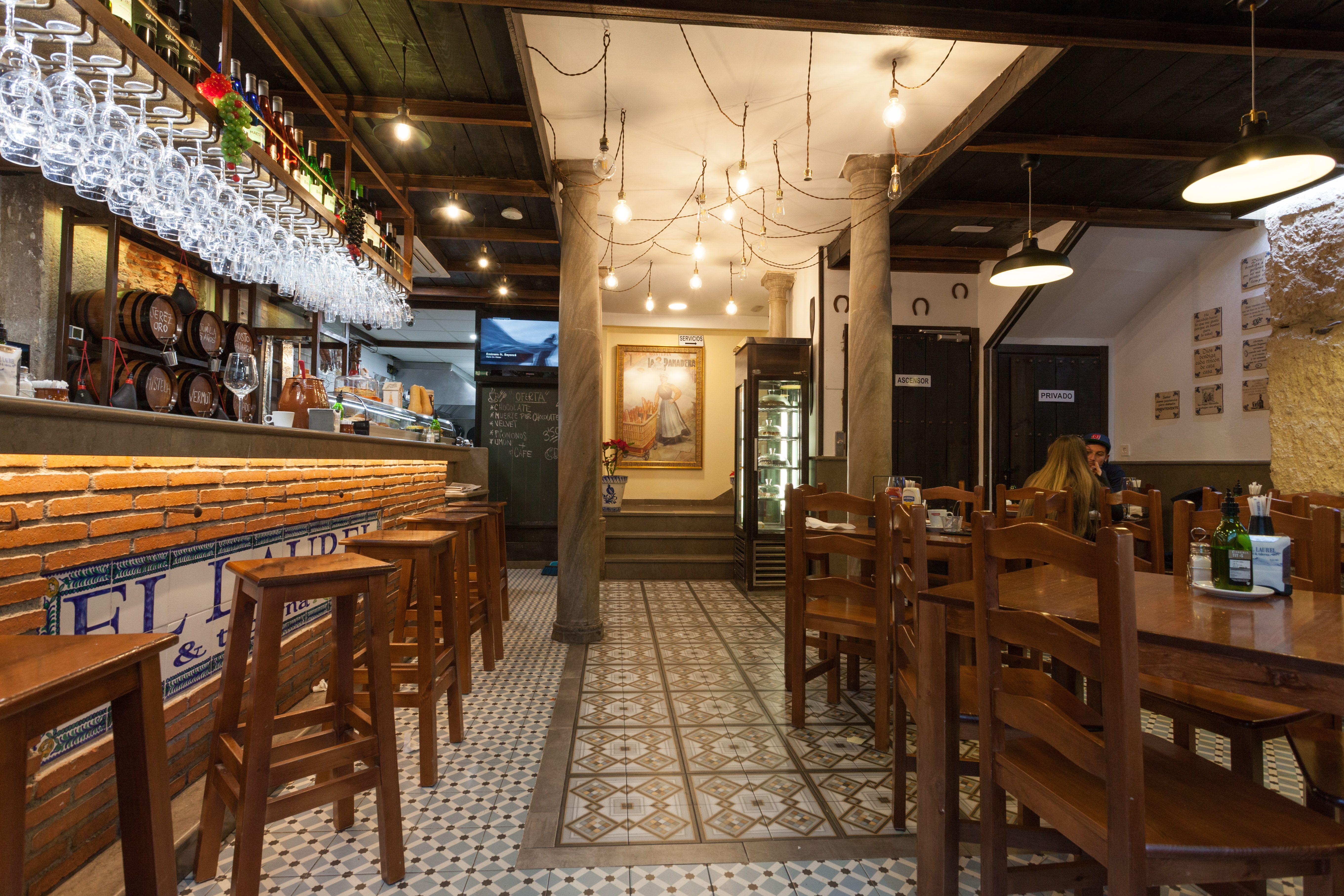Reforma de bares en Granada