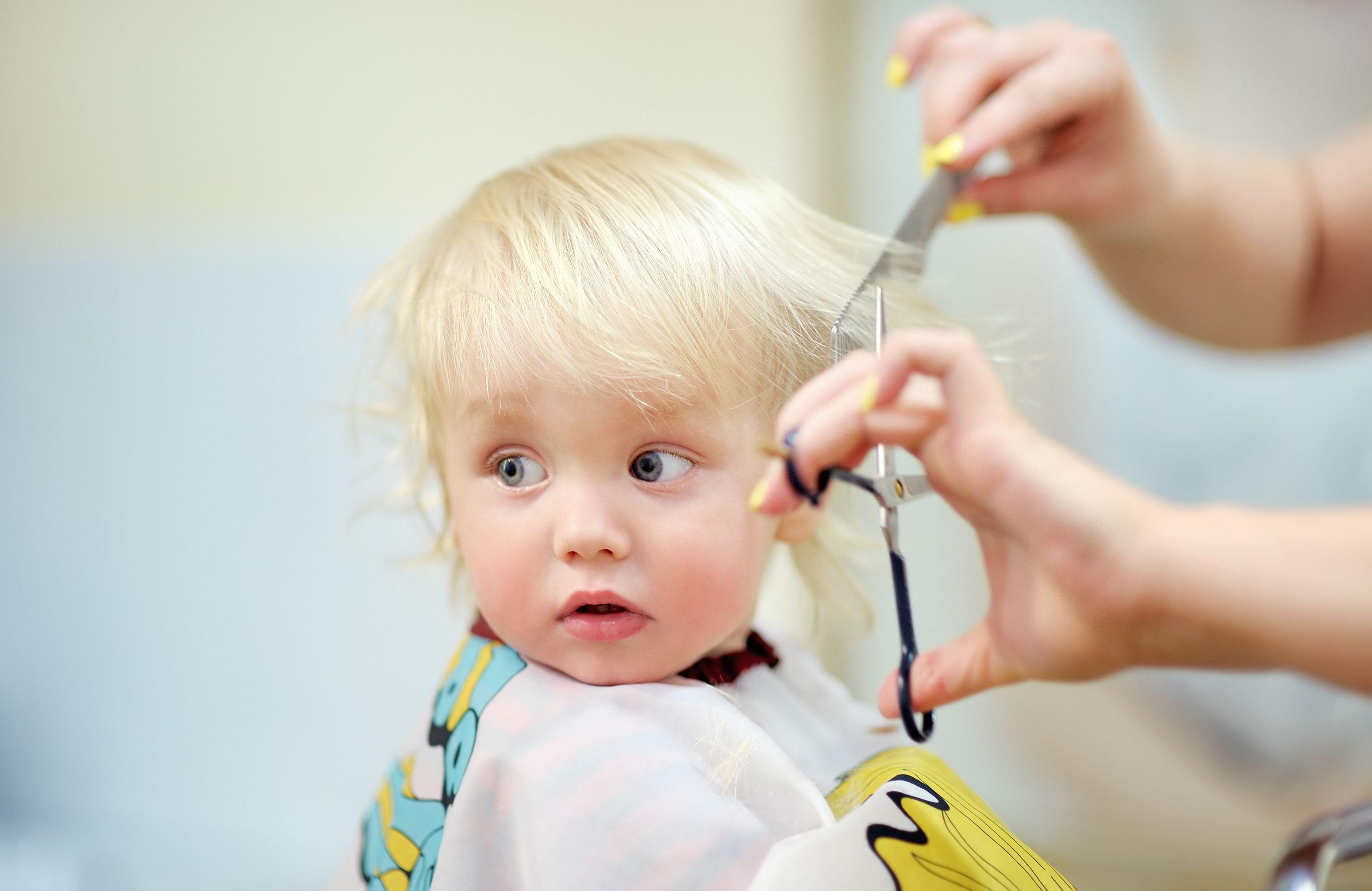 Corte de pelo niños: Servicios y Productos de Cristina Paulo Peluquería Unisex