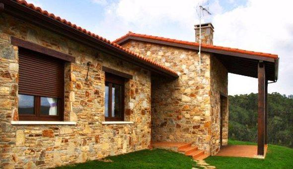 Casa De Piedra En La Alberca   Salamanca