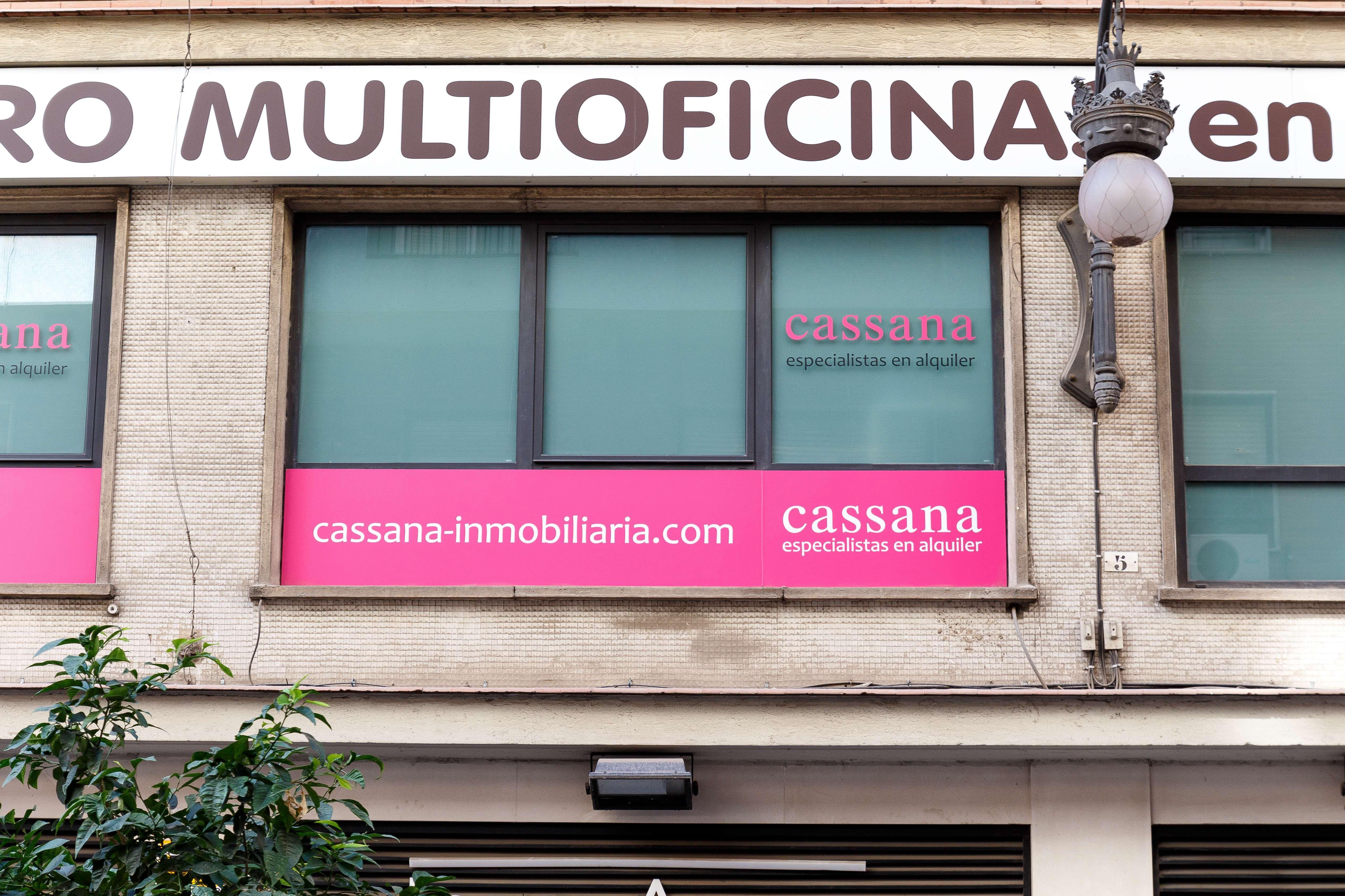 Cassana Inmobiliaria en Valencia. Especialistas en Alquiler