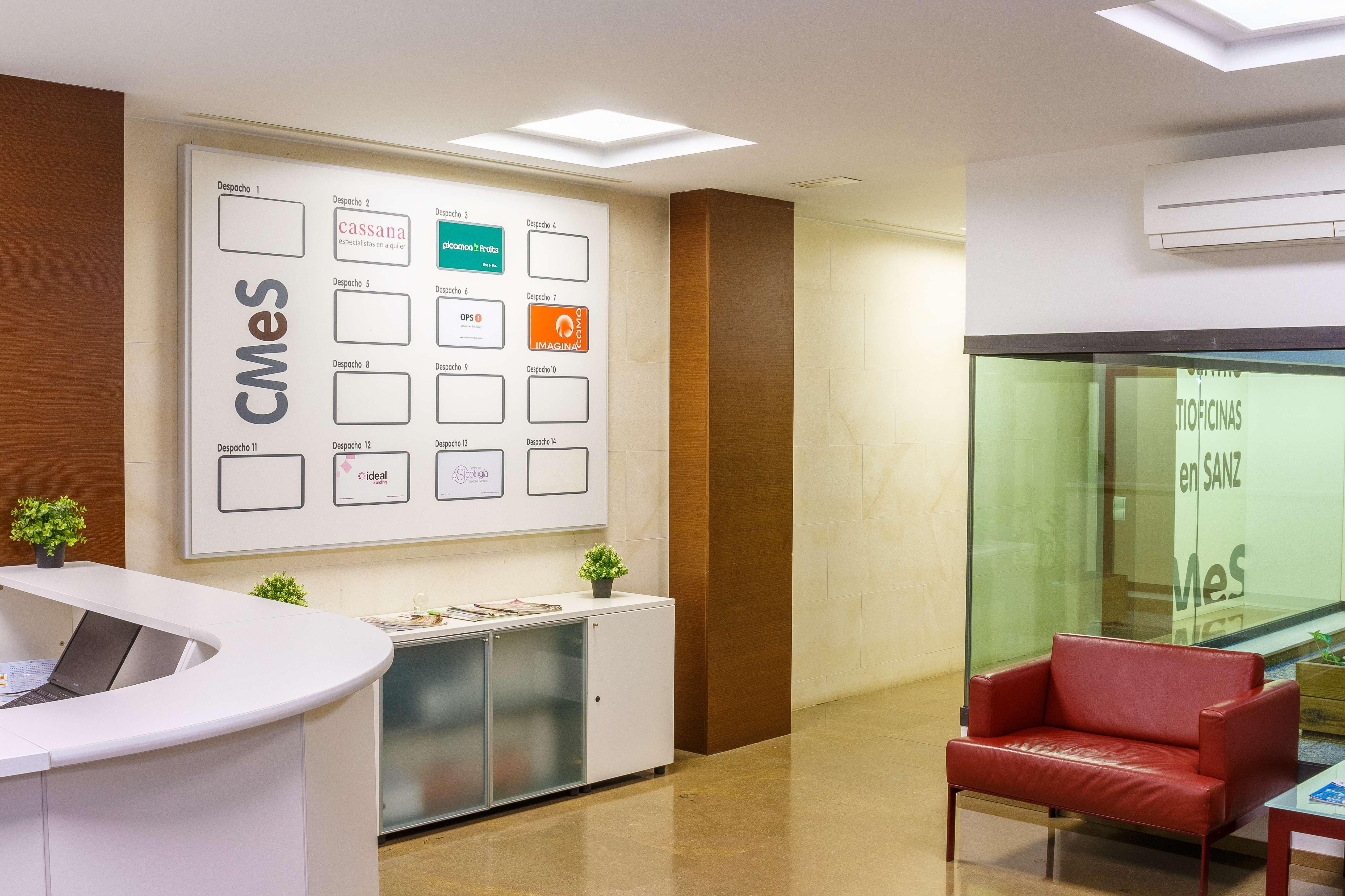 Nuestras oficinas de Valencia