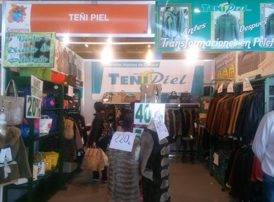 Foto 12 de Tintorerías y lavanderías en Albacete | TEÑIPIEL