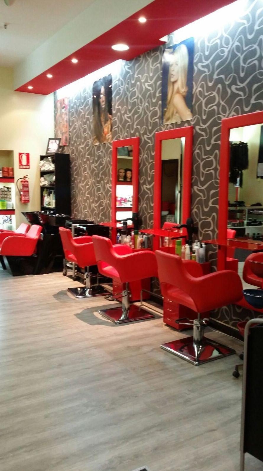 Peluquería especializada en extensiones de pelo