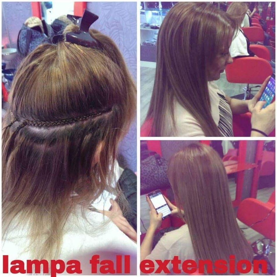 Todo tipo de extensiones en nuestra peluquería