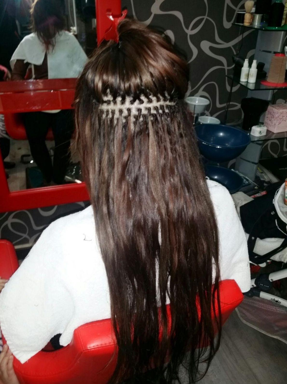 Especialistas en extensiones de pelo