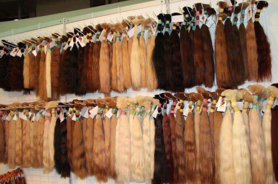 Extensiones  de pelo de todos los colores
