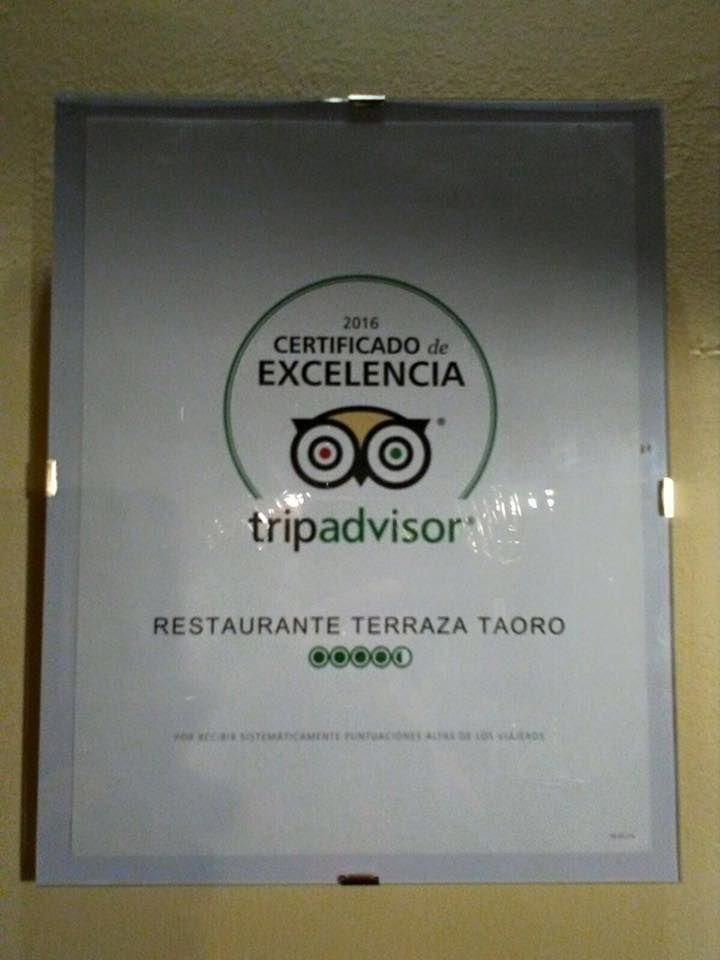 Opiniones de nuestros clientes: Carta de Terraza Taoro