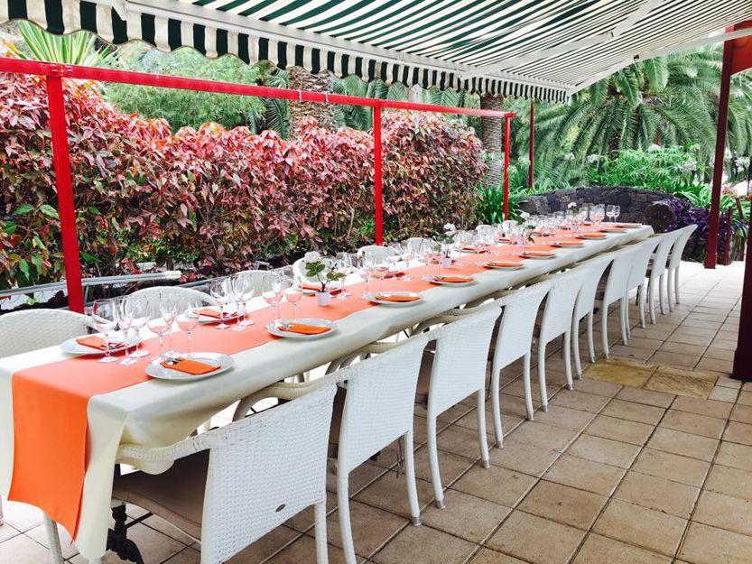 Restaurante para celebraciones en Puerto de la Cruz