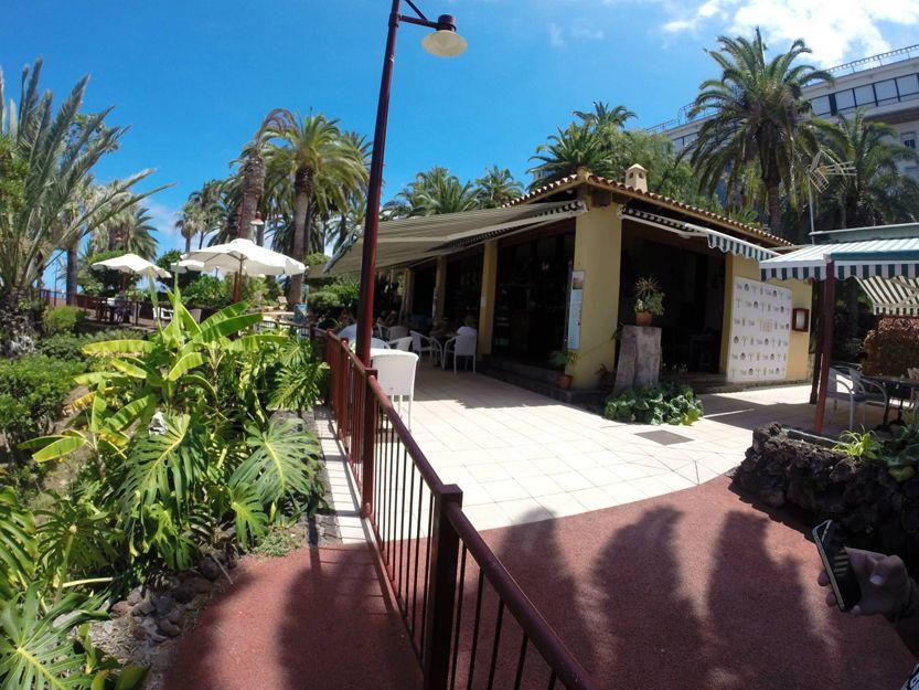 Restaurantes en Puerto de la Cruz