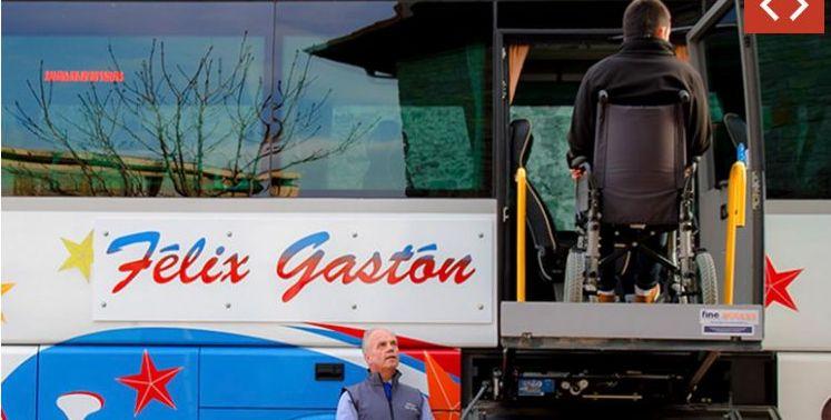 Foto 3 de Autocares en Orcoyen | Autocares Félix Gastón