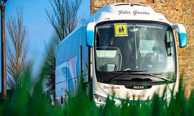 Foto 4 de Autocares en Orcoyen | Autocares Félix Gastón