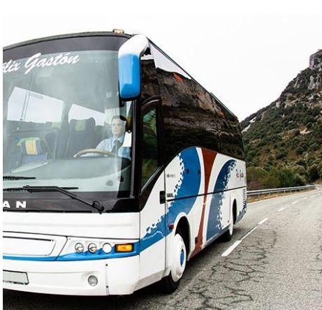Transporte Discrecional o turismo: Servicios de Autocares Félix Gastón