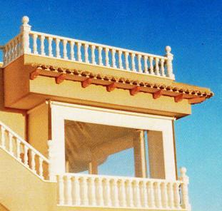 Modelo tipo cortina  : Modelos  de Toldos Gras