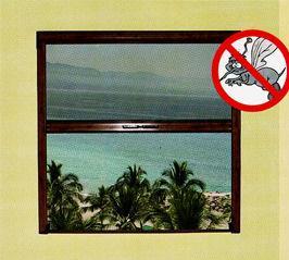 Varios modelos de mosquiteras: enrollables para ventanas, correderas, fijas.....