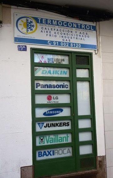 Climatización, refrigeración, calefacción,gas...