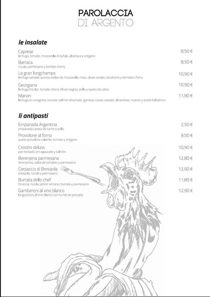 Foto 13 de Cocina argentina en L'Hospitalet de Llobregat | Parolaccia Di Argento