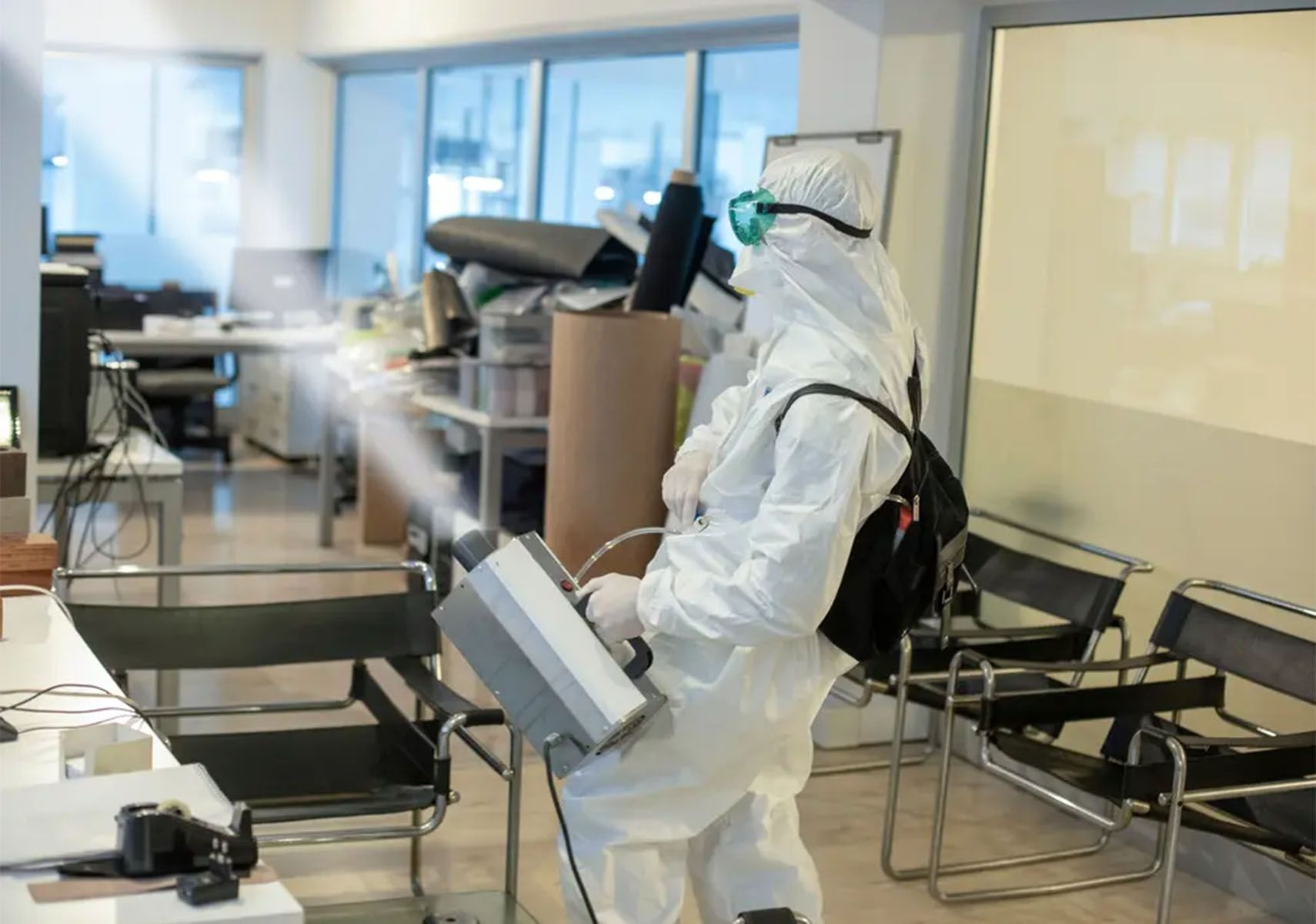 Control de plagas para empresas