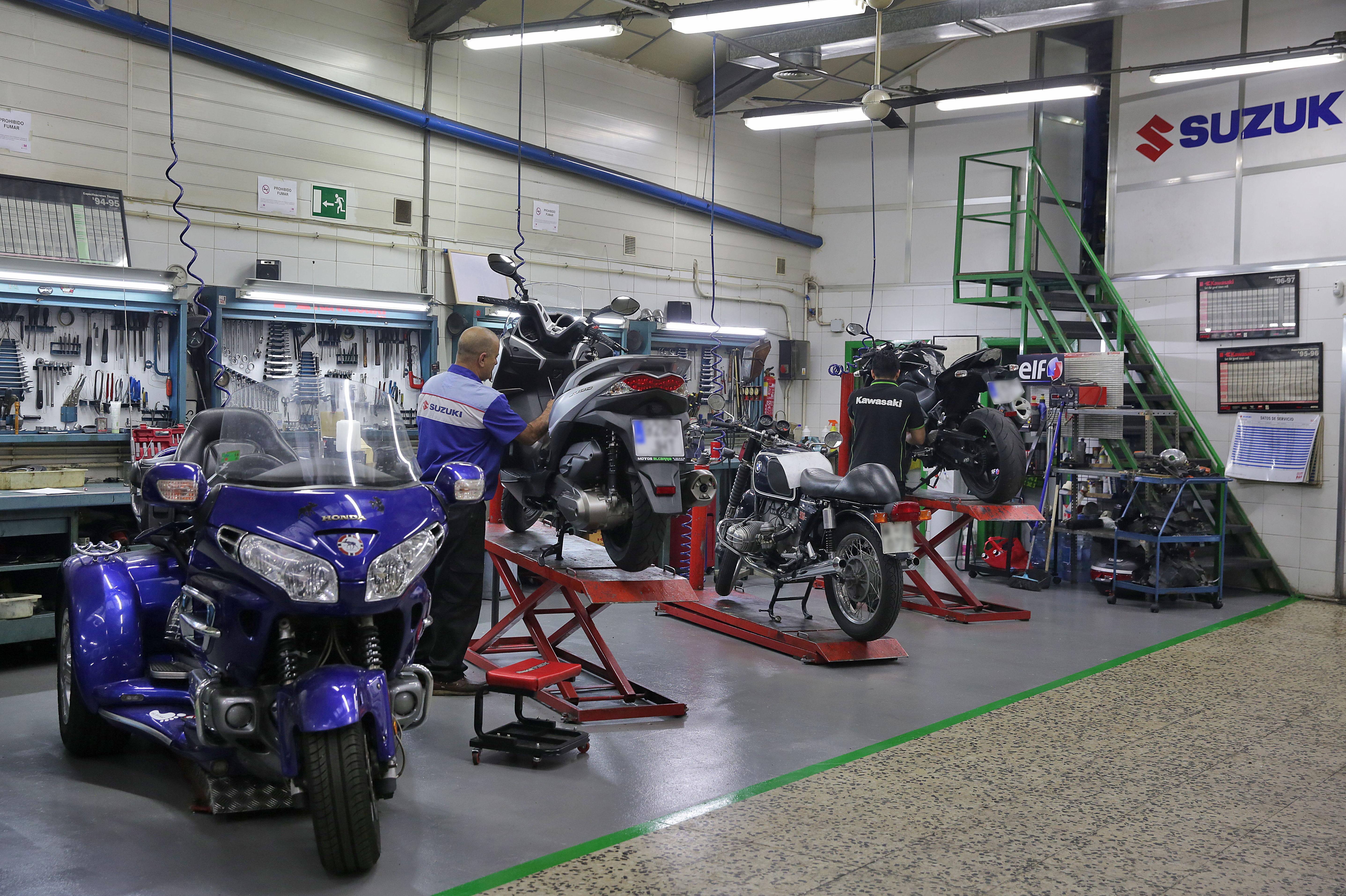 Foto 1 de Motos en Madrid | Motos Ángel Díaz