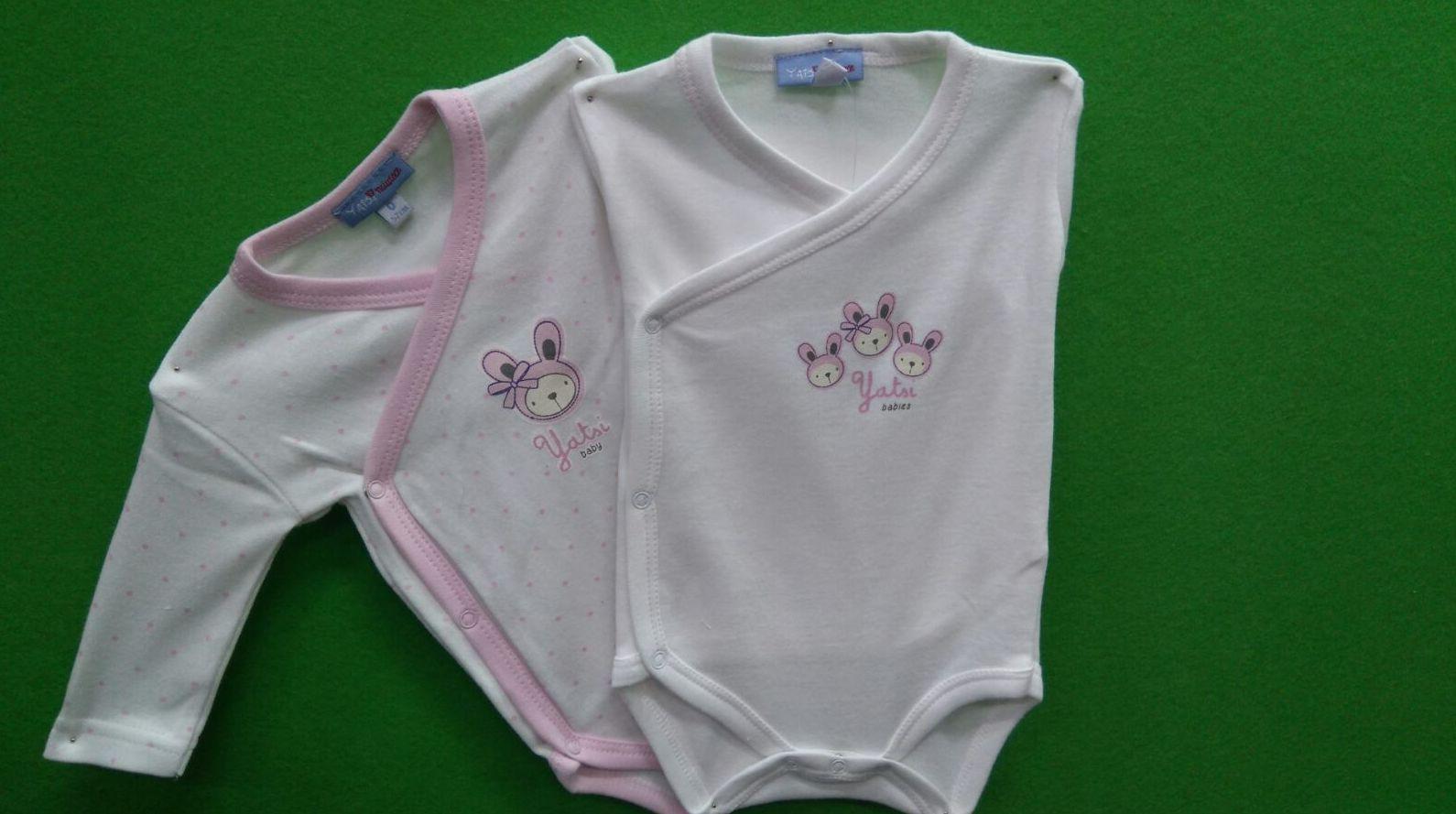 Topa interior para bebés