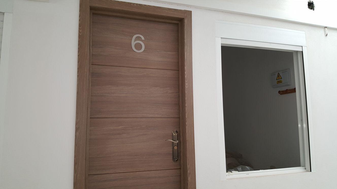 Reforma de portales en Huelva