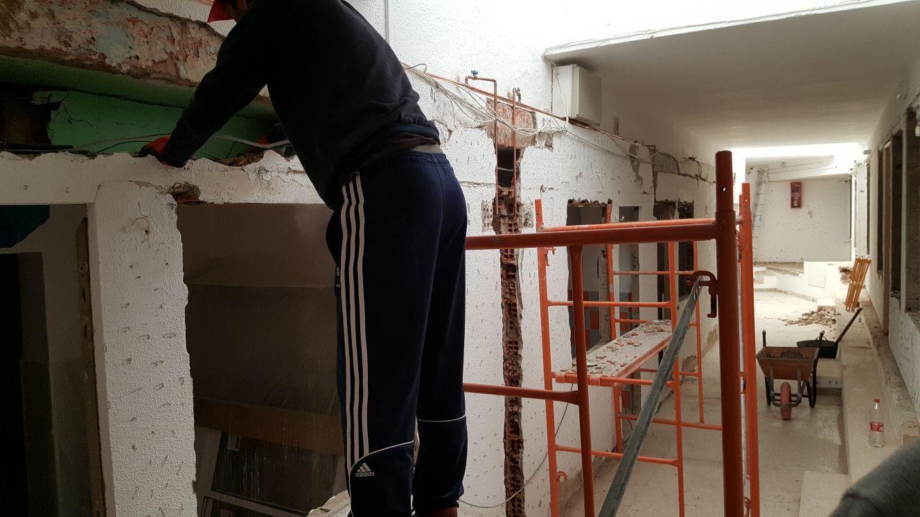 Obreros profesionales en Huelva